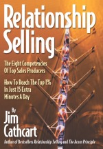 Relationship Selling: The Eight Competencies of Top Sales Producers