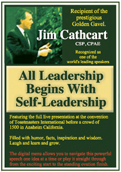 All Leadership Begins With Self Leadership